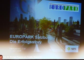 europark salzburg managementclub marktforschung creativ research dr populorum sterreich. Black Bedroom Furniture Sets. Home Design Ideas