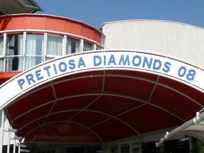 pretiosa diamonds 2008 messebefragung besucher aussteller marktforschung creativ research dr. Black Bedroom Furniture Sets. Home Design Ideas