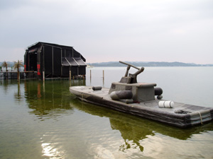Seebühne Prien am Chiemsee