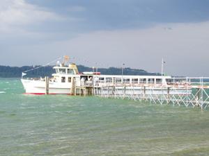 Seebühne Prien Chiemsee